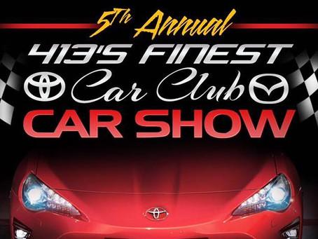 413's Finest Car Club 5th Annual Car Show