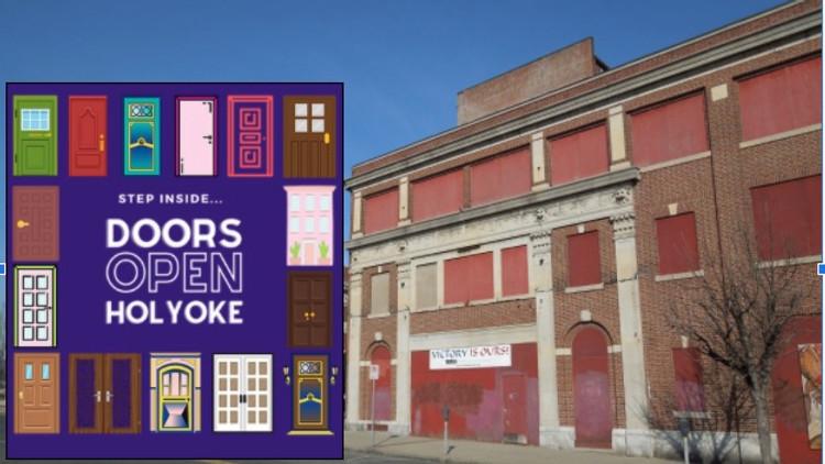 Doors Open Holyoke - Victory Theatre Open House