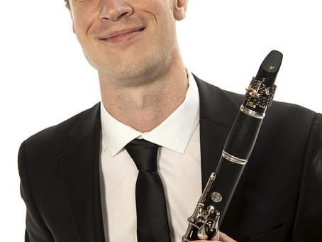 Eric Schultz, Clarinet