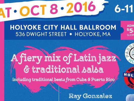 Holyoke Latin Jazz Fest