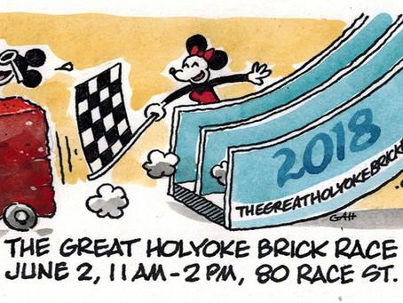 Great Holyoke Brick Race 2018