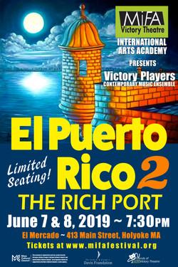 El Puerto Rico 2 Poster