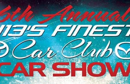413's Finest Car Club Car Show