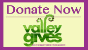 Valley Gives Day is Here!