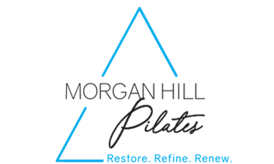 MorganHillPilates_Logo_Triangle_Tagline_