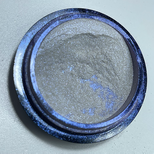 Iridescent pigment pot