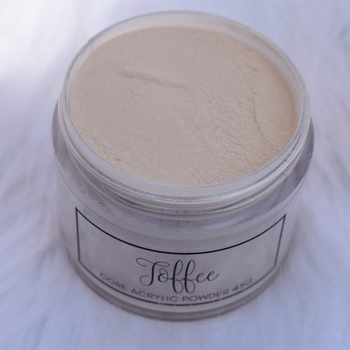 Toffee Core Acrylic Powder 7g