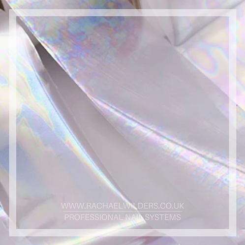 Irridescent Transfer Foils x 2