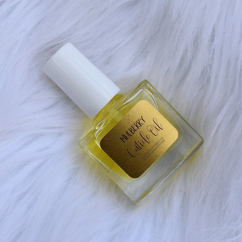 Mulberry Scented Cuticle Oil 10ml
