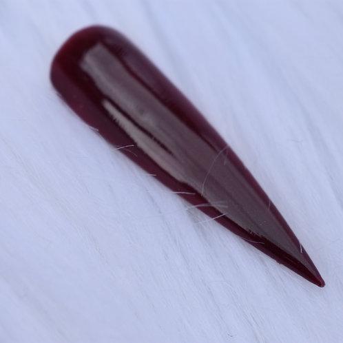 Merlot Colour Acrylic Powder 7g
