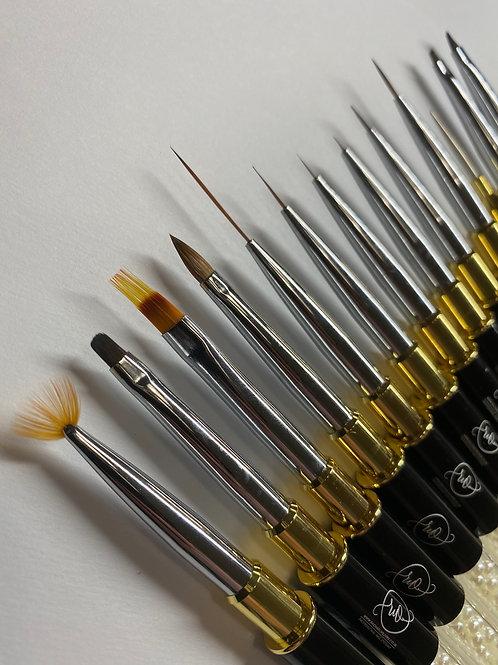 Full Art Brush Collection (14 brushes)