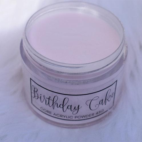 Birthday Cake Core Acrylic Powder 7g