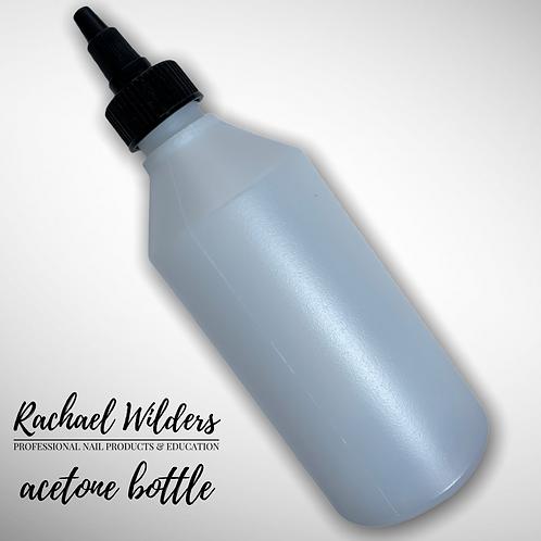 250ml acetone bottle (empty)