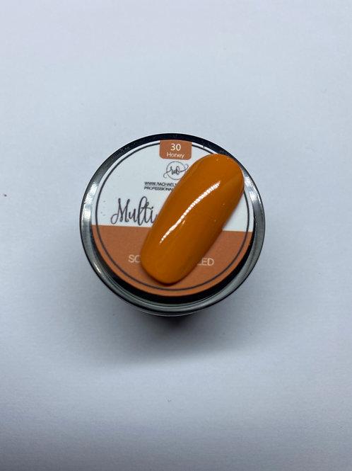 Multi Art Gel 8ml - 30 Honey