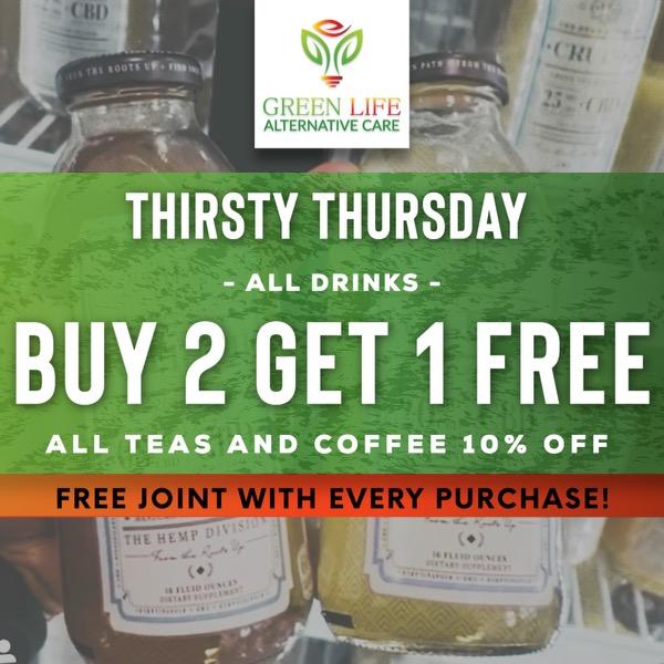 Thirsty Thursday