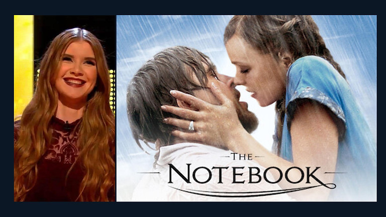 The Notebook - The Experience