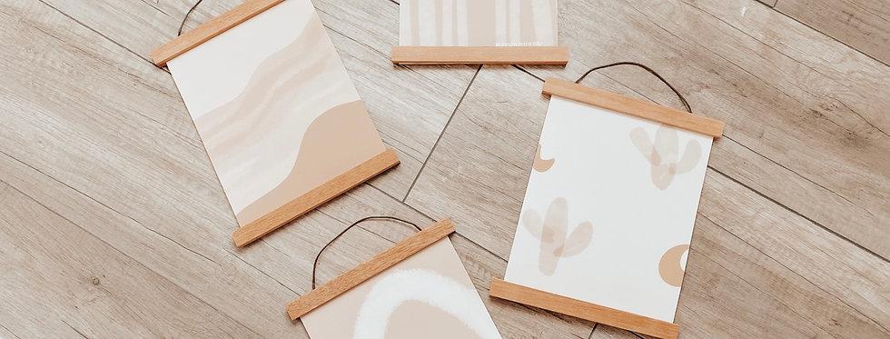 Wood Frame Art Prints