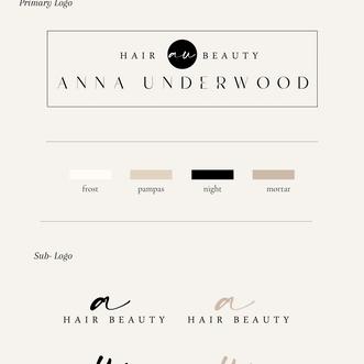 Anna Underwood Hairstylist