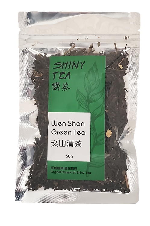 Wen-Shan Green Tea 文山清茶 (50g)