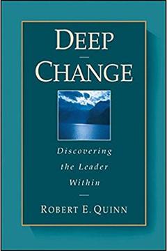 Be a change leader!