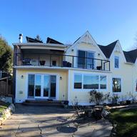 South Hill Historic Renovation Back