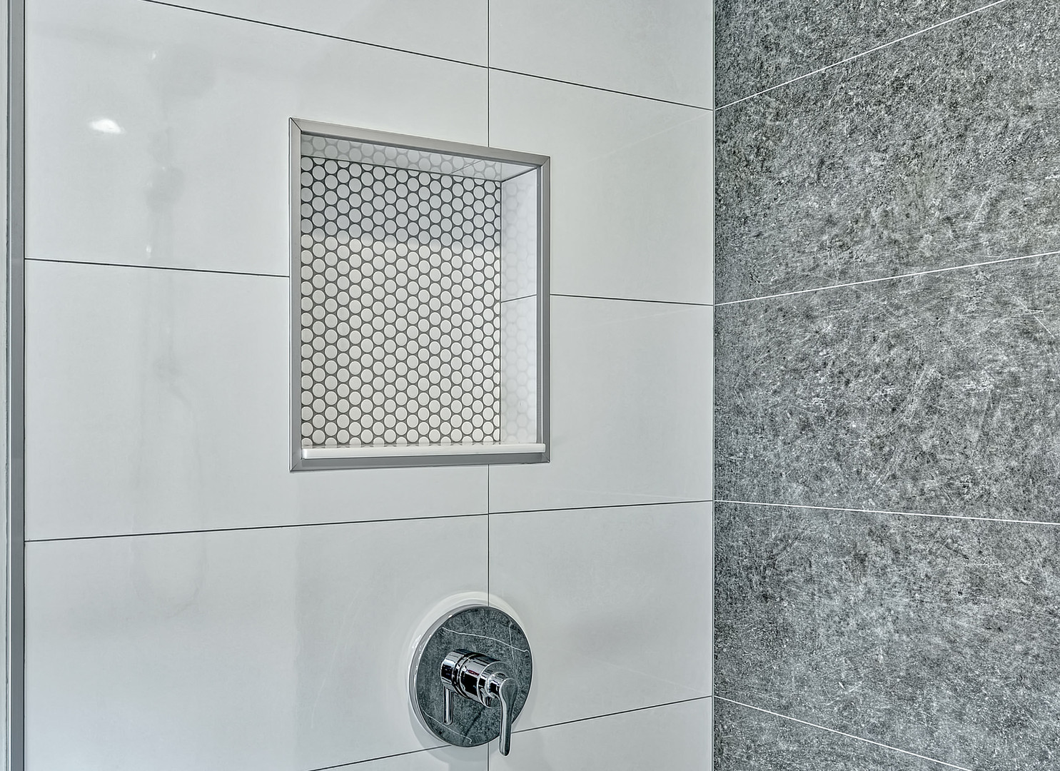 ADU Bath Shower Detail