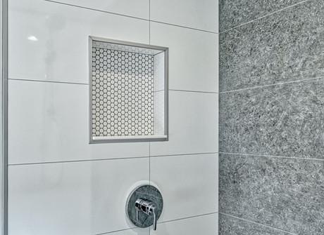 ADU Bath Shower Detail