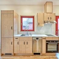 York : ADU Kitchen
