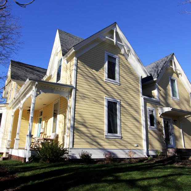 South Hill Historic Renovation Front