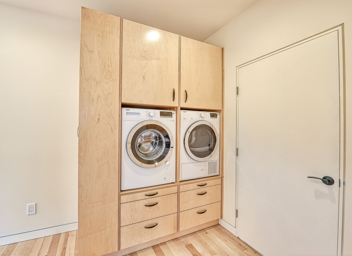 ADU Laundry Unit