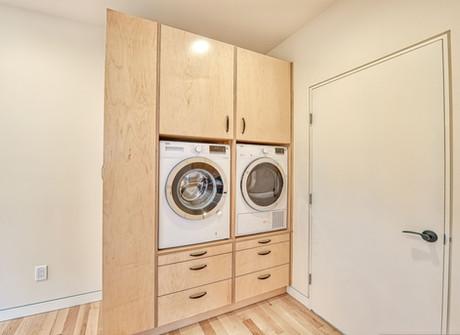 ADU Laundry Unit