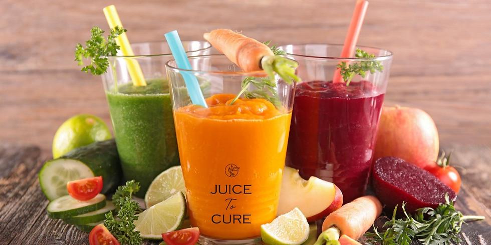 Juice to Cure Workshop