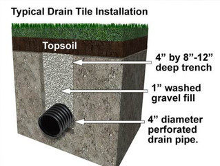 Controlling Water Runoff with a Custom Drainage System