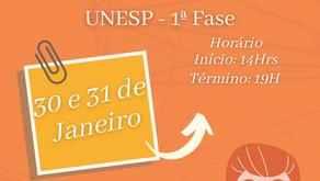 Vestibular UNESP- 2° dia
