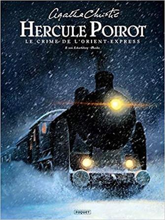 Le Crime de l'Orient-Express, d'Agatha Christie