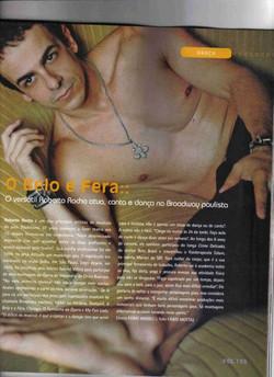 Revista Junior - entrevista