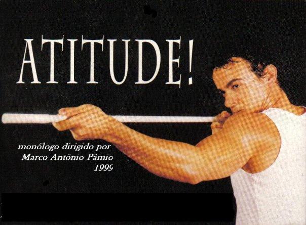 Atitude! - teatro