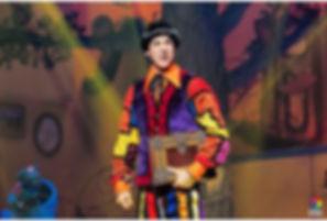 Nino em Castelo Rá Tim Bum
