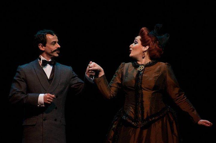 Jekyll & Hyde - teatro