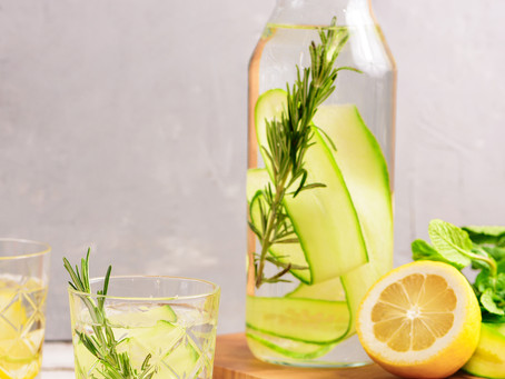 Ultra-Hydrating Water Infusion