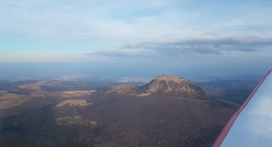 Le Puy de Dôme - Clermont Ferrand