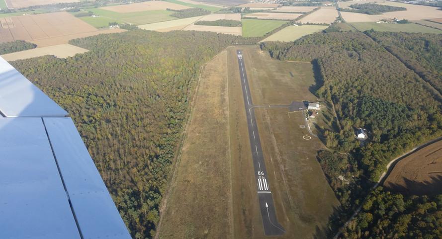 Aérodrome Aubigny sur Nère