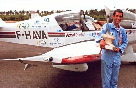 Matthieu RIBUOT vainqueur Tour Aérien de