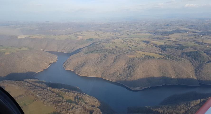 Lac de Beaulieu - Corrèze