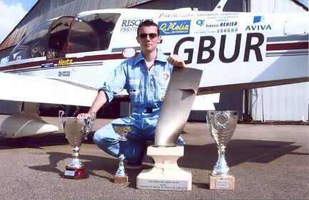 Jérôme Jireau vainqueur Tour Aérien des