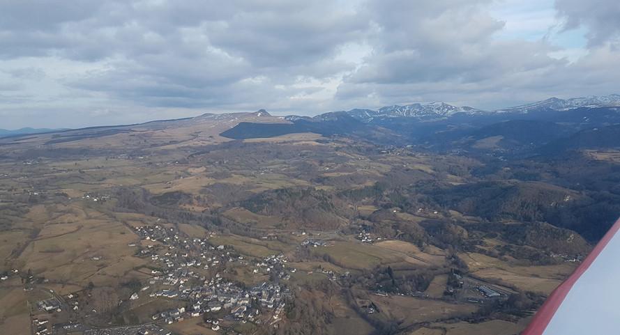 St Sauve d'Auvergne