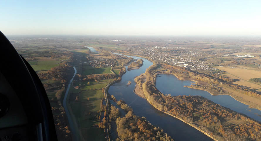 La Loire et Cosne sur Loire