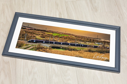 Panoramic Framed Prints