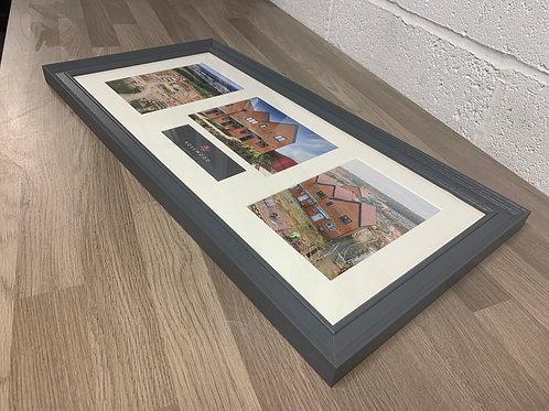 Triple Framed Prints - 7x5 Photos