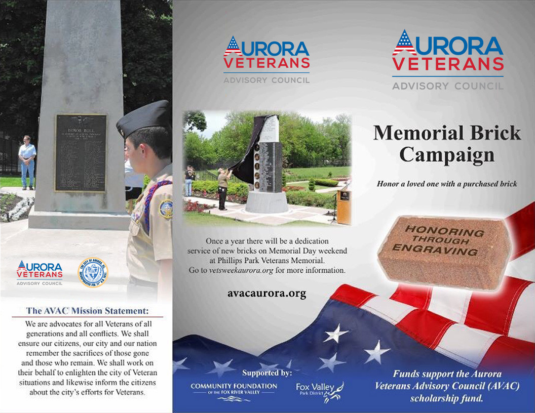 Order Your Memorial Brick Now!